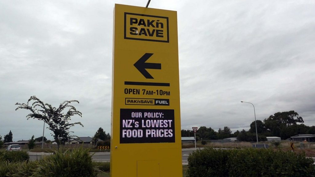 PaknSave Lowest Food Prices